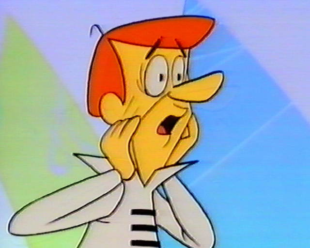 Cartoon Characters Jetsons : Hammelltime the secret of jetsons